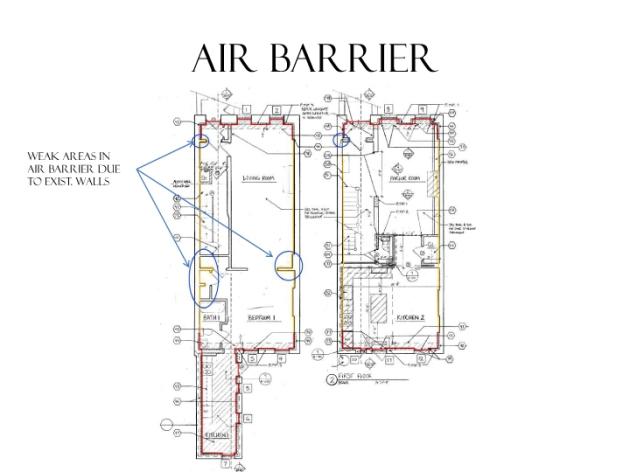 Passive House BKLYN Air Barrier 2