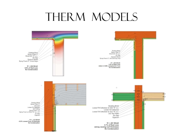 Passive House BKLYN Therm Models