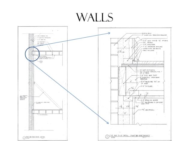 Passive House BKLYN Walls